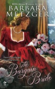 The Bargain Bride (Signet Eclipse) - Barbara Metzger