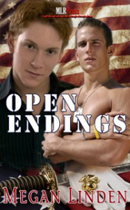 Open Endings - Megan Linden