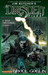 Jim Butcher's Dresden Files: Ghoul Goblin - Jim Butcher, Mark Powers, Joseph Cooper