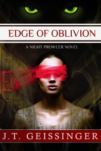 Edge of Oblivion - J.T. Geissinger