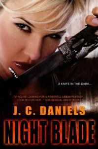 Night Blade (Colbana Files) - J.C. Daniels