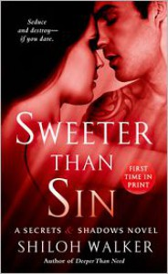 Sweeter Than Sin - Shiloh Walker