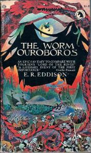 The Worm Ouroboros - James Stephens, Orville Prescott, Keith Henderson, E.R. Eddison