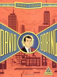 David Boring - Daniel Clowes