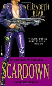 Scardown - Elizabeth Bear