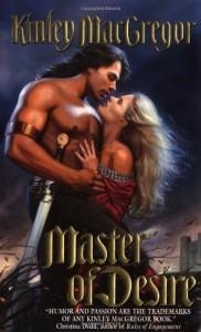 Master of Desire - Kinley MacGregor