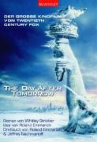 The Day After Tomorrow - Whitley Strieber