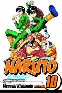 Naruto, Vol. 10: A Splendid Ninja - Masashi Kishimoto