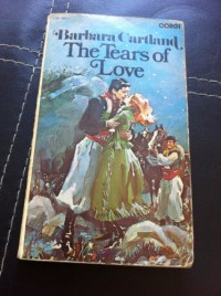 The Tears Of Love - Barbara Cartland