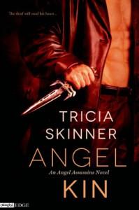 Angel Kin (The Angel Assassins) (Entangled Edge) - Tricia Skinner
