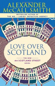 Love Over Scotland  - Alexander McCall Smith, Iain Mcintosh