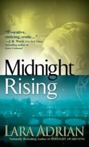 Midnight Rising (Midnight Breed, #4) - Lara Adrian