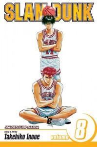 Slam Dunk, Vol. 8 - Takehiko Inoue