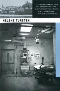 Night Rounds: A Detective Inspector Irene Huss Investigation (Inspector Irene Huss Investigations) - Helene Tursten
