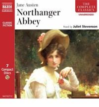 Northanger Abbey - Juliet Stevenson, Jane Austen