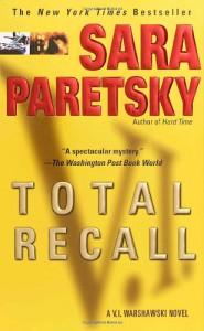 Total Recall - Sara Paretsky
