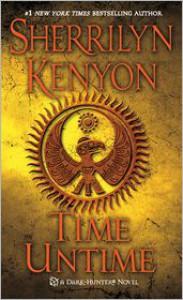 Time Untime (Dark-Hunter, #17; Hellchaser, #5) - Sherrilyn Kenyon