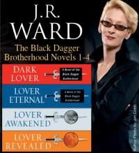 J.R. Ward The Black Dagger Brotherhood Novels 1-4 (Penguin Classics) - J.R. Ward