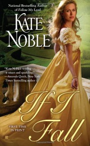 If I Fall - Kate Noble