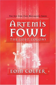 The Lost Colony - Eoin Colfer