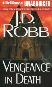 Vengeance in Death  - J.D. Robb, Susan Ericksen