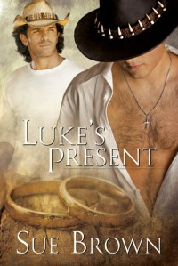 Luke's Present - Sue  Brown