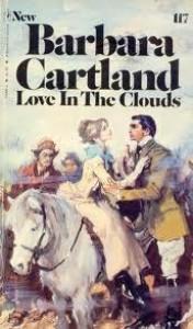 Love in the Clouds - Barbara Cartland