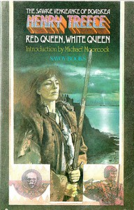 Red Queen, White Queen - Henry Treece, Jim Cawthorn, Michael Moorcock