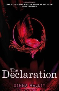 The Declaration by Malley, Gemma (2012) - Gemma Malley