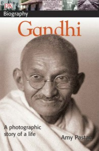 Gandhi (Dk Biography) - Amy Pastan