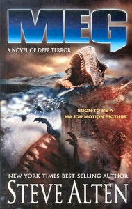 MEG: A Novel of Deep Terror (Mass Market) - Steve Alten