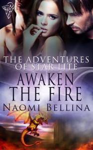 Awaken the Fire - Naomi Bellina