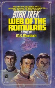 Web of the Romulans - M.S. Murdock