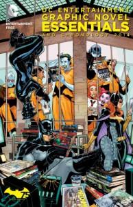 DC Entertainment Essential Graphic Novels and Chronology 2014 - DC Comics