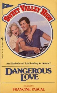 Dangerous Love (Sweet Valley High) - Kate William