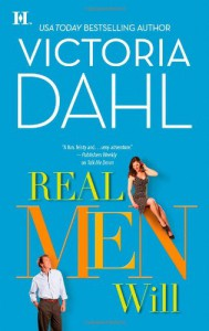 Real Men Will  - Victoria Dahl