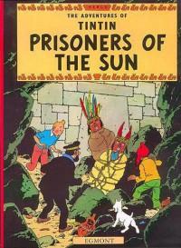Prisoners of the Sun - Hergé