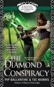 The Diamond Conspiracy - Pip Ballantine, Tee Morris