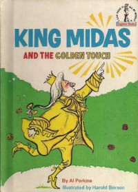 King Midas and the Golden Touch - Al Perkins, Harold Berson