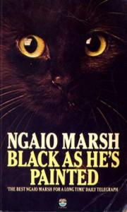 Black As He's Painted (Roderick Alleyn, #28) - Ngaio Marsh