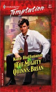 The Mighty Quinns: Brian - Kate Hoffmann