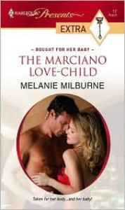 The Marciano Love-Child - Melanie Milburne
