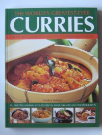 Worlds Greatest Ever Curries - MRIDULA