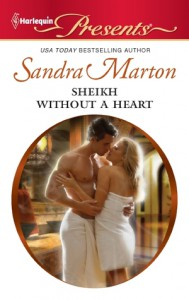 Sheikh Without a Heart - Sandra Marton