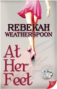 At Her Feet - Rebekah Weatherspoon