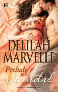 Prelude to a Scandal - Delilah Marvelle