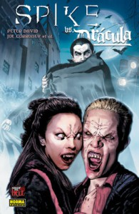 Spike vs. Drácula (Colección Made in Hell, #53) - Peter David, Joe Corroney, Joss Whedon, Mike Ratera