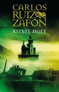 Książę Mgły - Carlos Ruiz Zafón