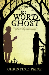 The Word Ghost - Christine Paice