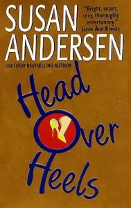 Head Over Heels - Susan Andersen